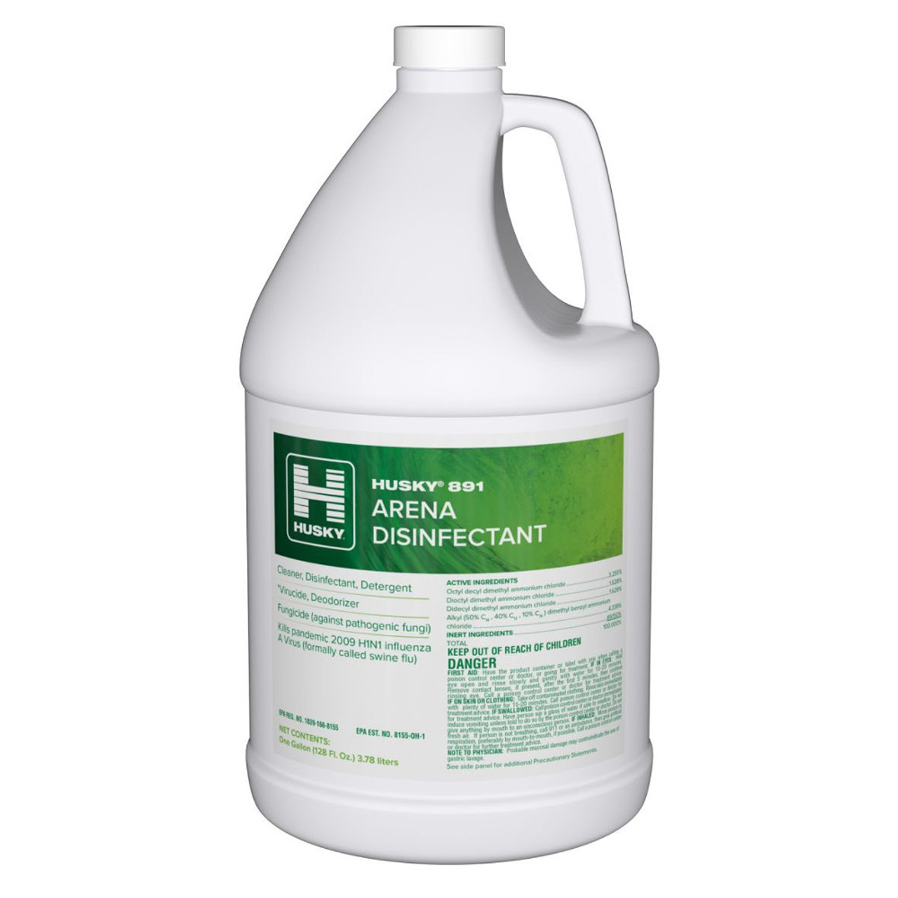 Husky 891 Arena Disinfectant Cleaner