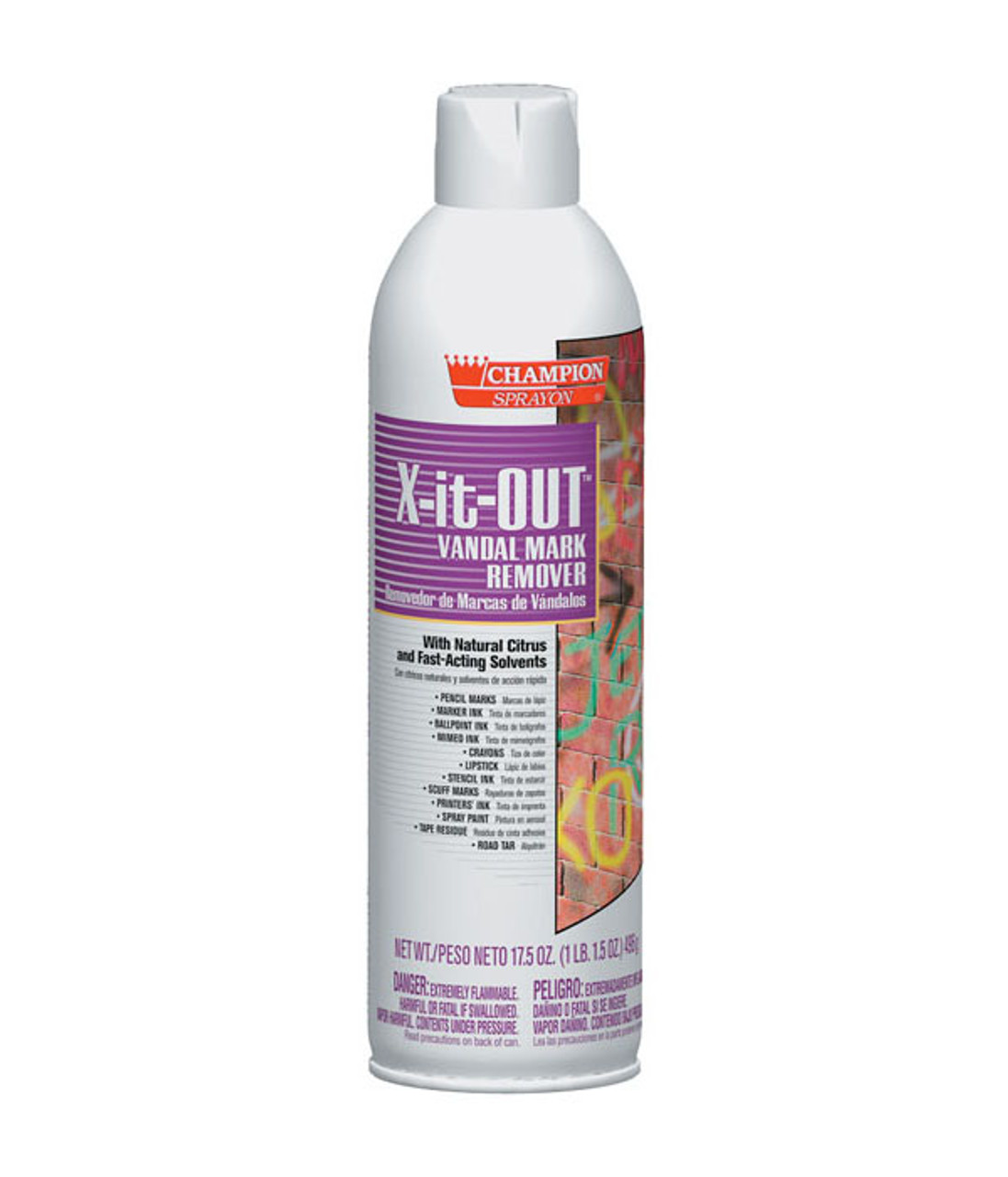 X-it Out Graffiti Remover