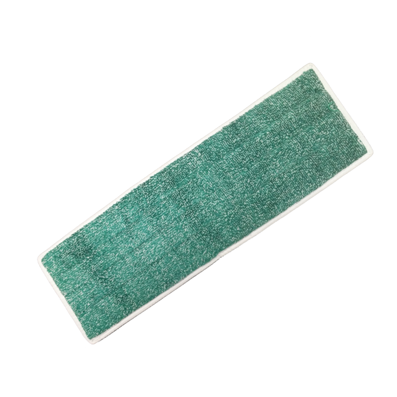"18"" Microfiber Finish Mop Pad"