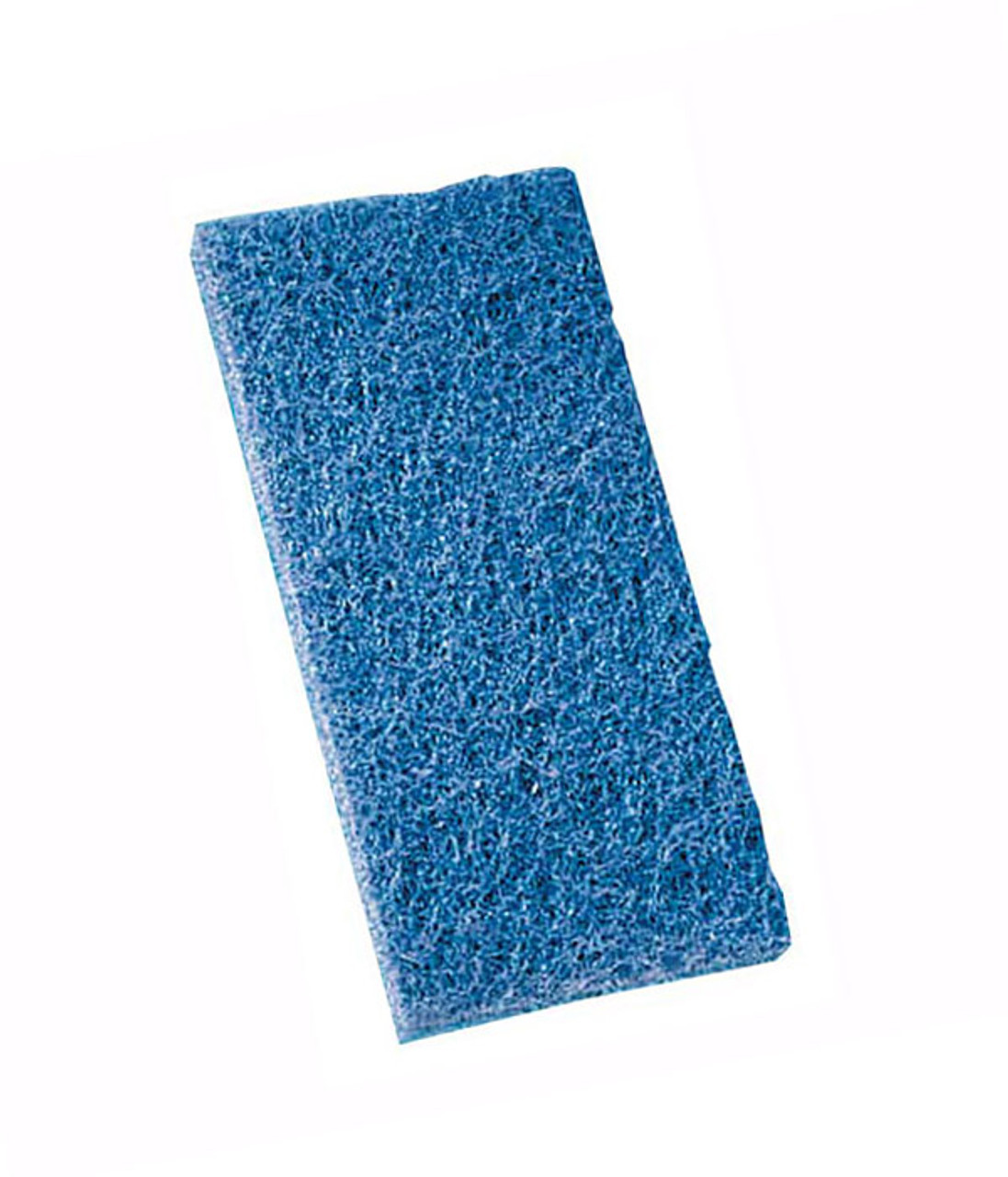 3M Doodlebug 8242 Blue Scrub Pad - For cleaning and medium duty scrubbing of hard surfaces.