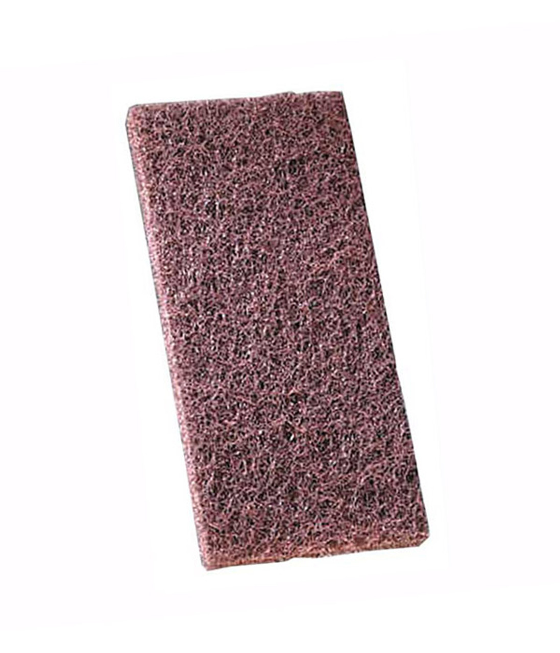 3M Doodlebug 8541 Brown Scrub 'n Strip Pad - For tough jobs like scrubbing hard floors and removing floor finish or wax.