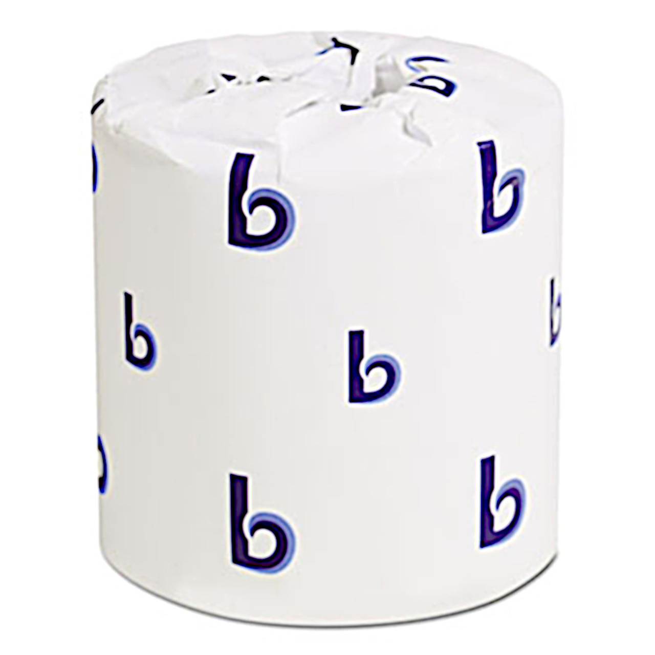 A good standard toilet paper individually wrapped 96 rolls/case.