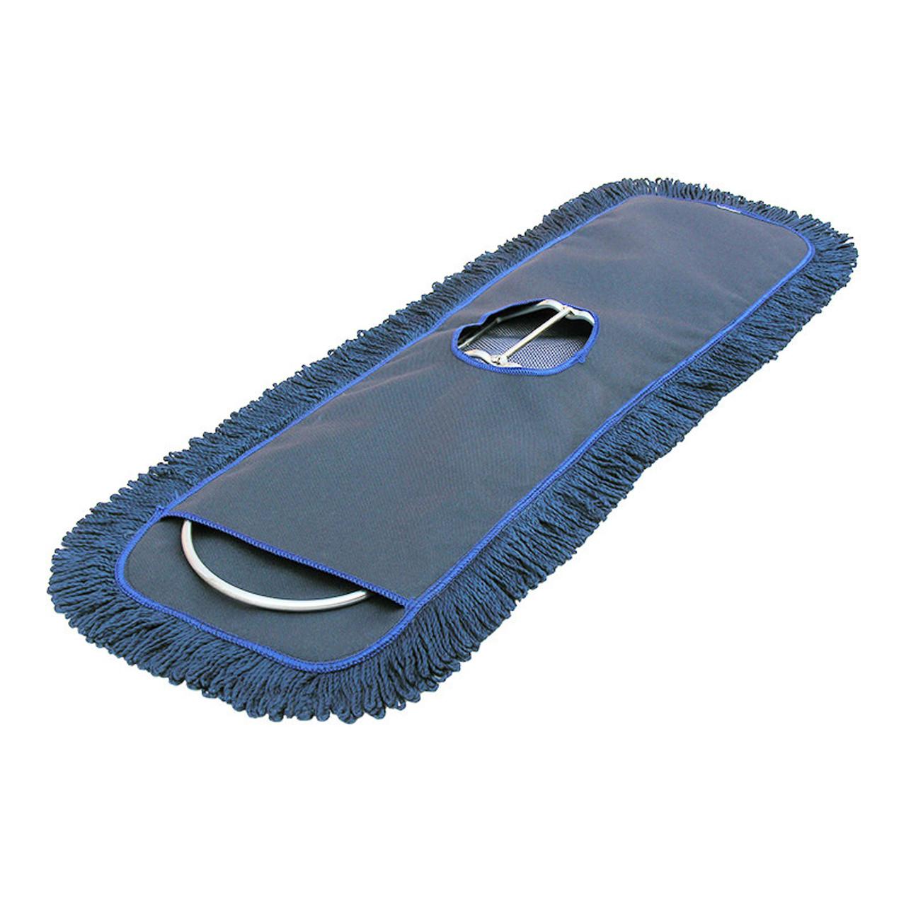 "The MaxiPlus Microfiber Dust Mop Fits 5"" Wide Dust Mop Frame."