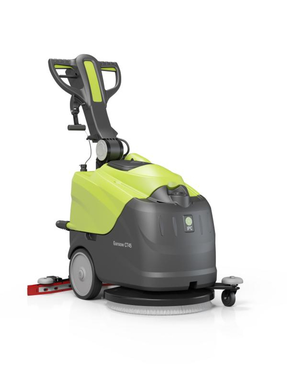 The Cleantime CT45 is compact in size for easy maneuverability