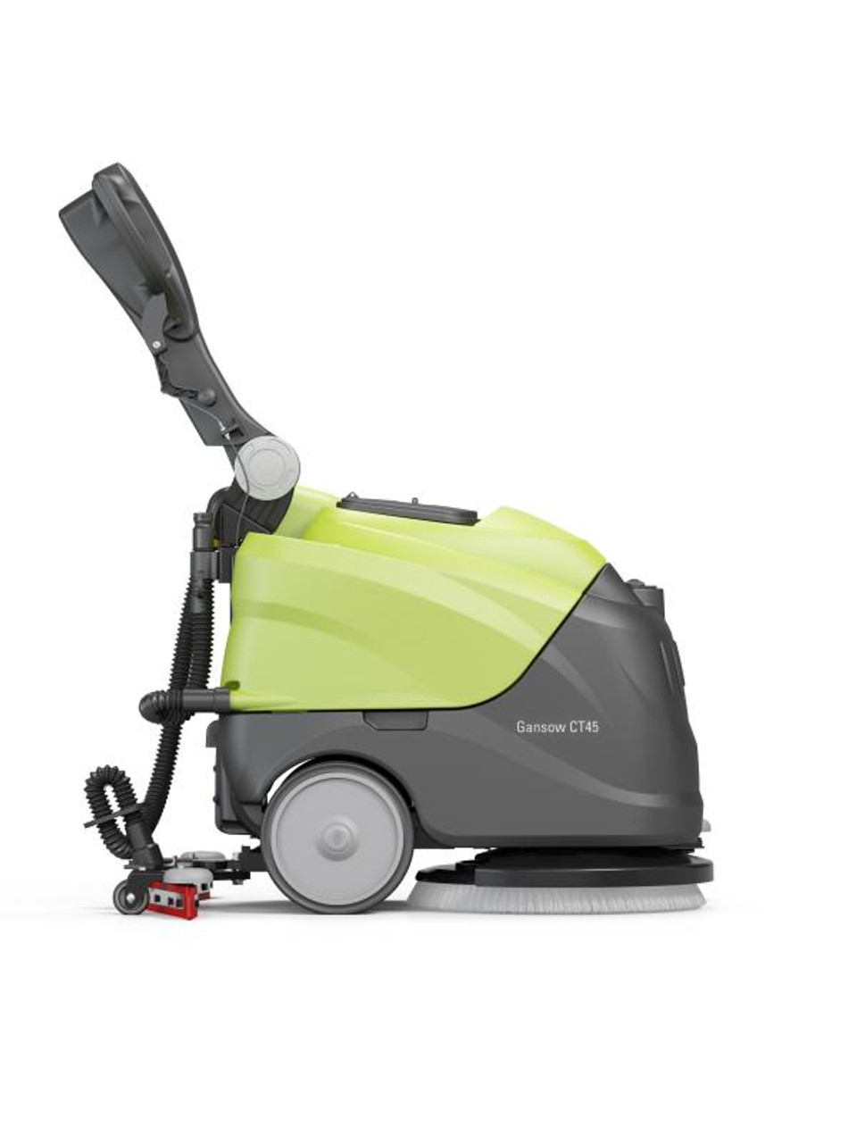 The IPC CT45 is built to last with a high density polyethylene shell.