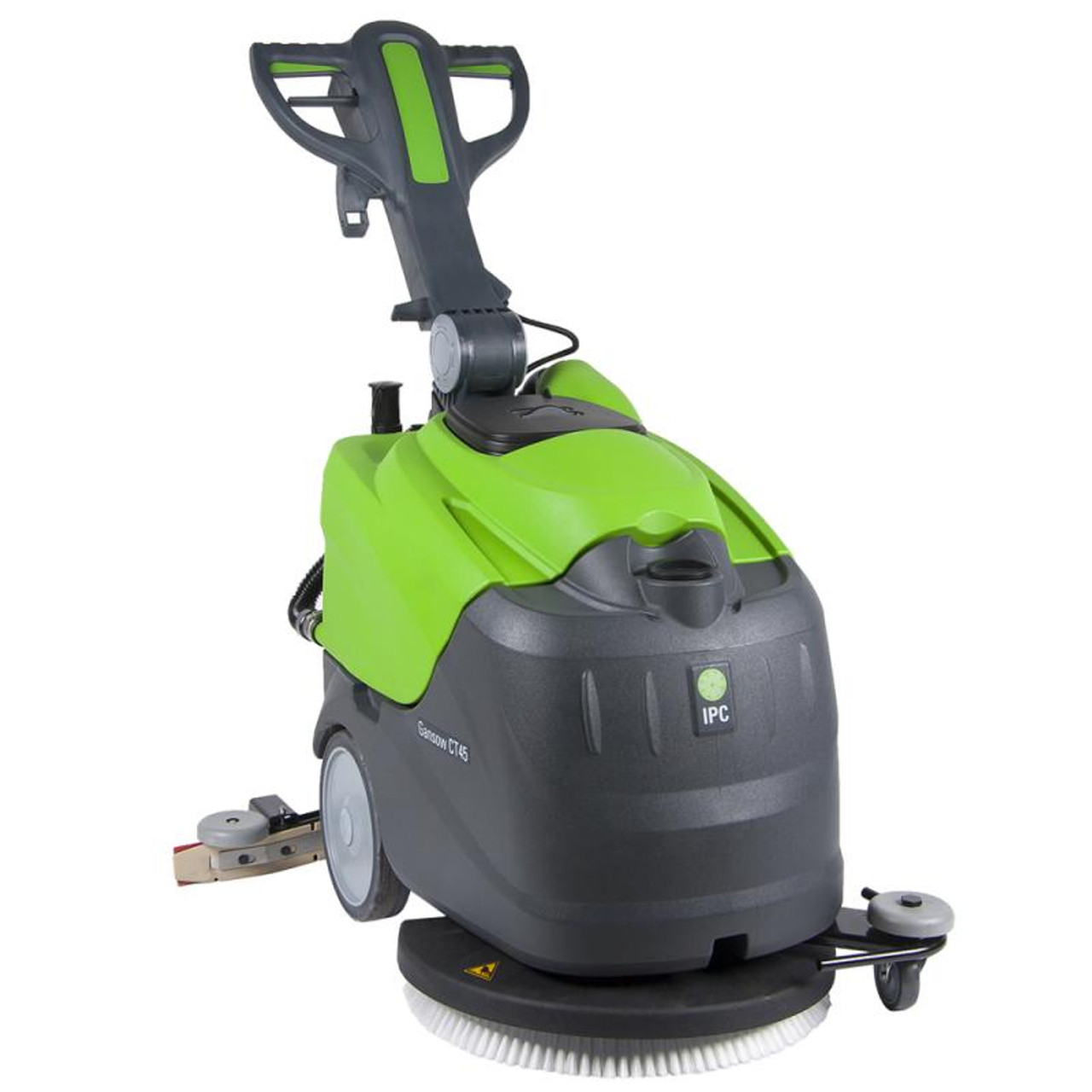 """The CT45 Autoscrubber's unique size makes it highly maneuverable for a 20"""" autoscrubber.."""
