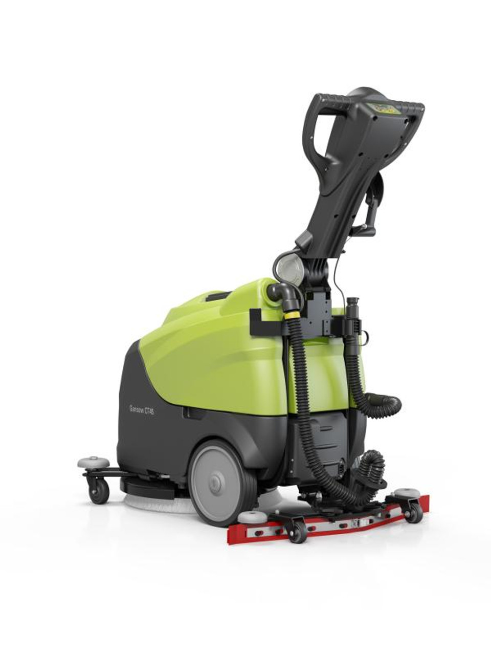 The IPC Eagle CT45 Autoscrubber's size makes it ideal for many situations.