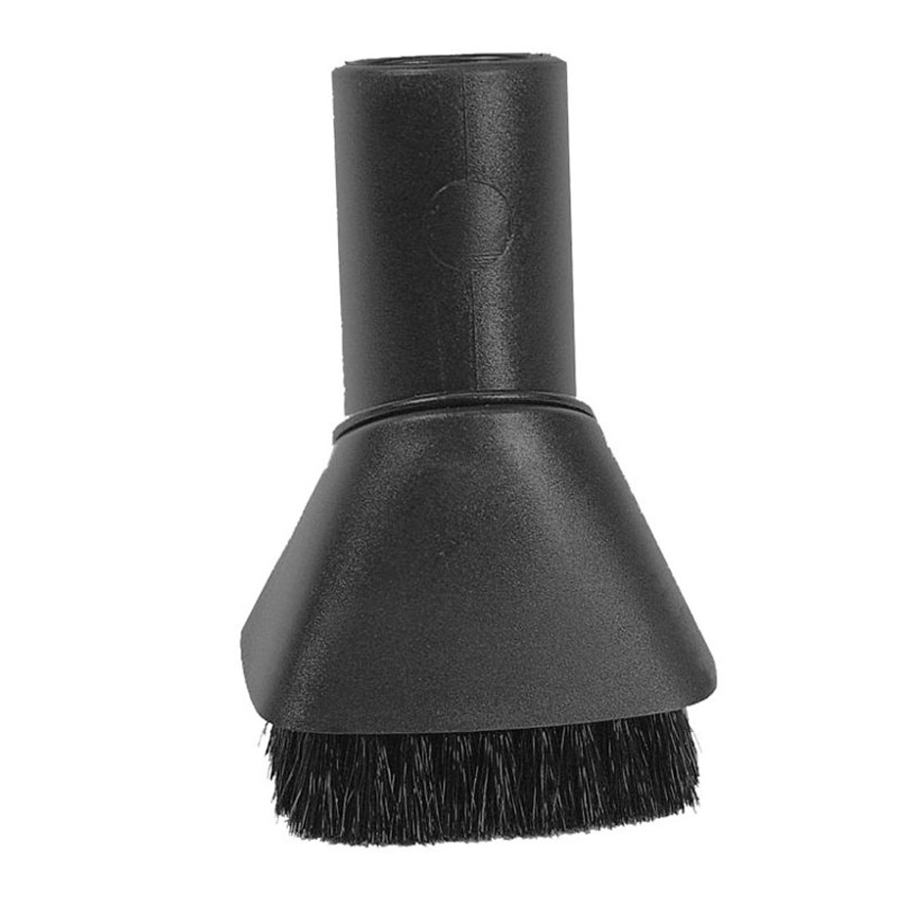 """2.5"""" Dust brush gently for removing dust off of blinds, lampshades and furniture and more."""