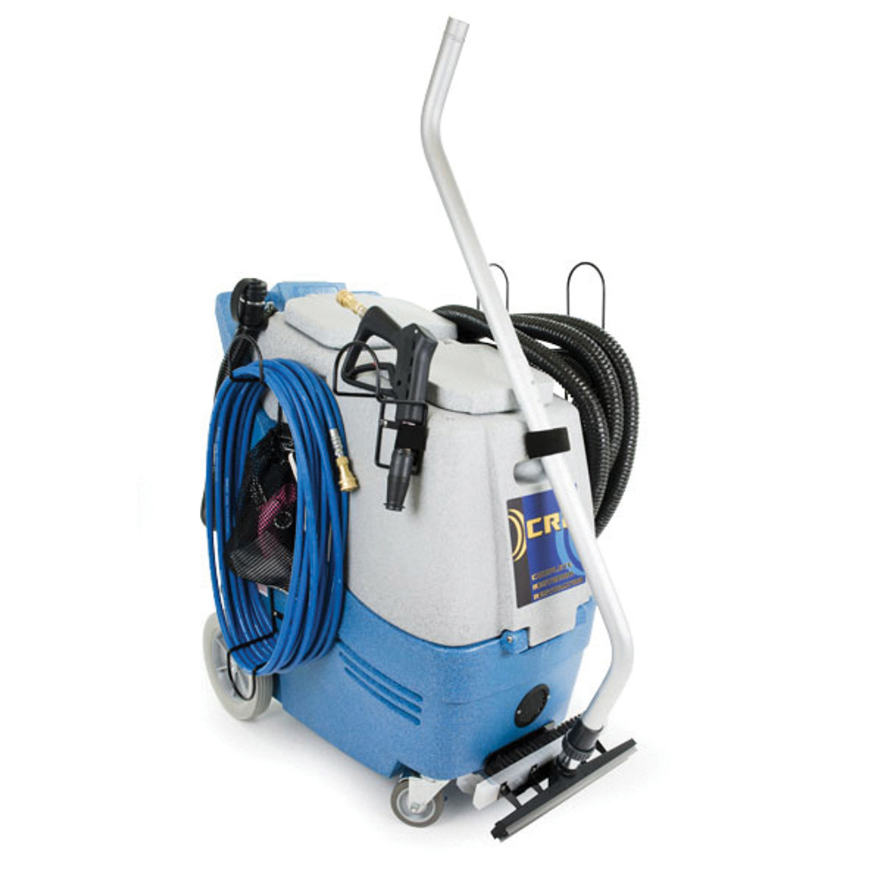 The CR2 from EDIC simplifies restroom cleaning for professional cleaners and provides a proven touch-free cleaning system for unmatched cleaning results that you don't have to get your hands dirty to achieve.