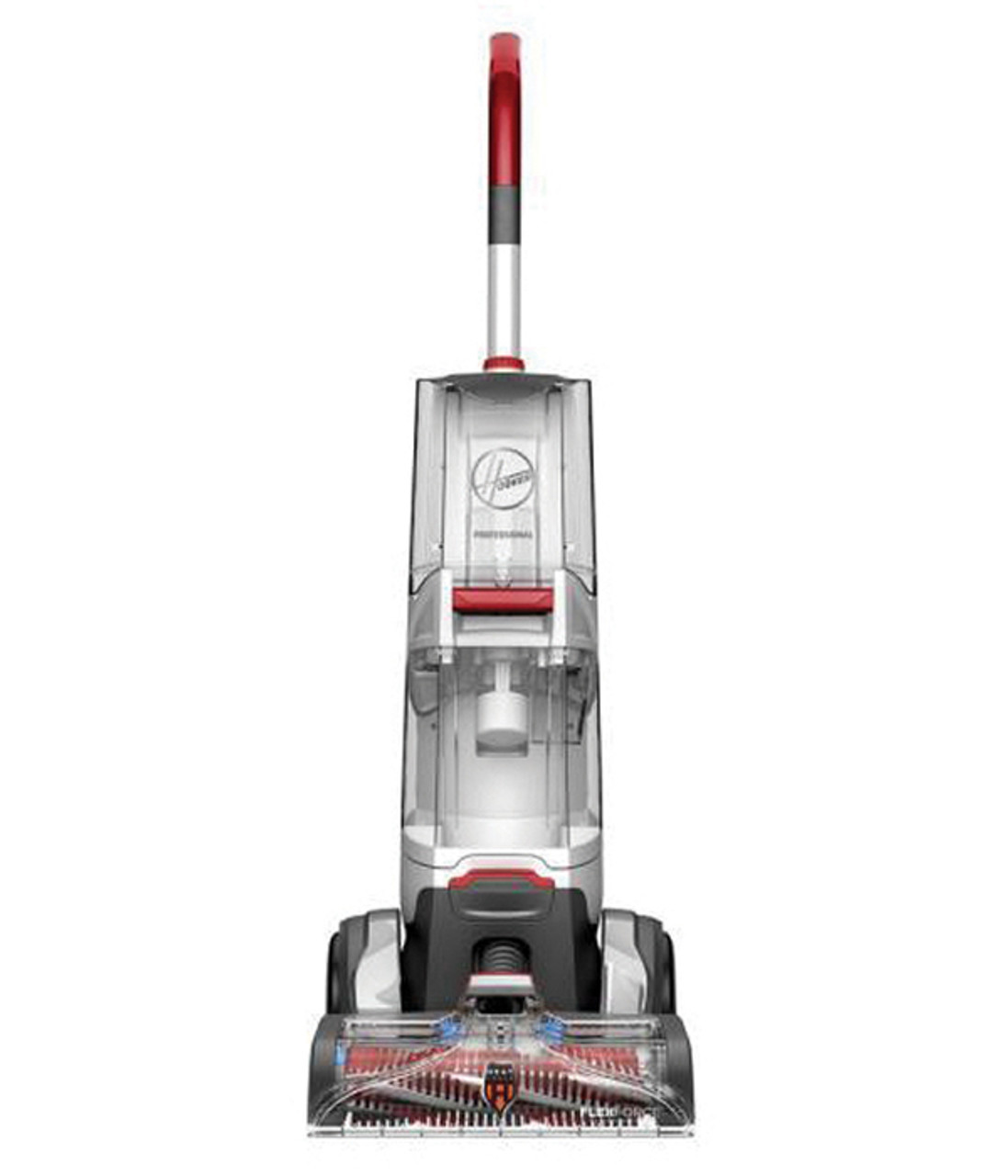 The Smartwash Advanced Pet Automatic Carpet Cleaner is lightweight and easy to use.