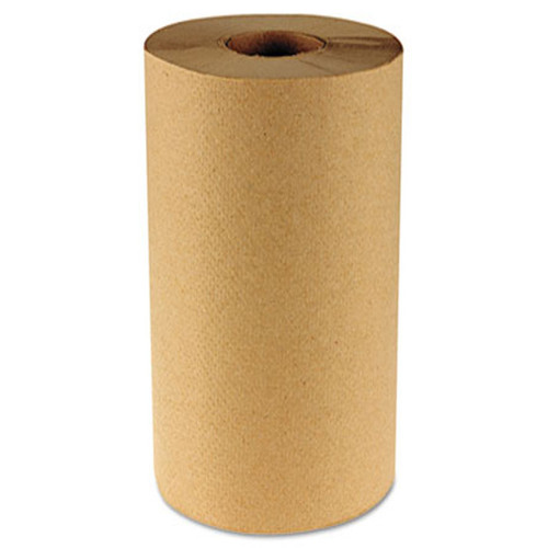 "Kraft Hardwound Paper Towel Roll: 8"" x 350'"
