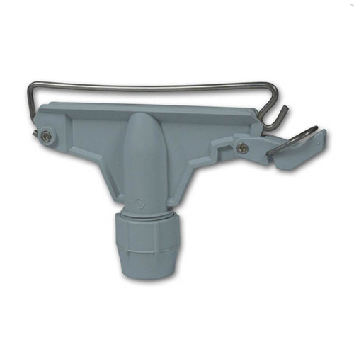 """The DynaMate® Mop Holder holds your mop head tight, is immune to rust and corrosion and quickly clamps onto any 1-1/8"""" handle."""