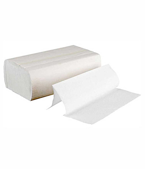Value Priced Multi Fold Paper Towels in White and Kraft