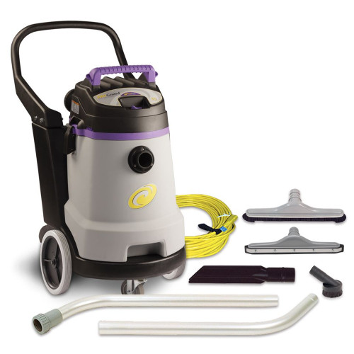 The Versatile and Innovative ProGuard 15 Offers Improved Productivity with the Highest Performance of a Wet/Dry Vacuum.