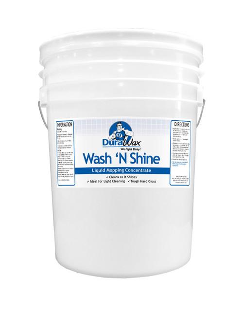 Wash 'N Shine Floor Cleaner