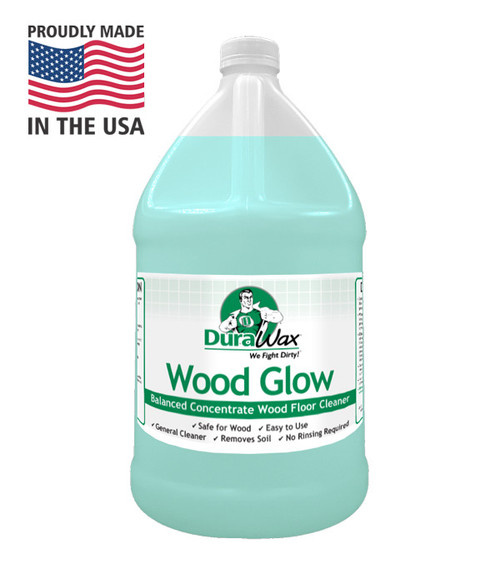 Wood Glow Floor Cleaner