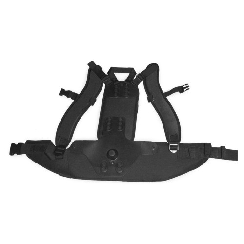 Complete Backplate and Harness System for ProTeam Backpack Vacuums.