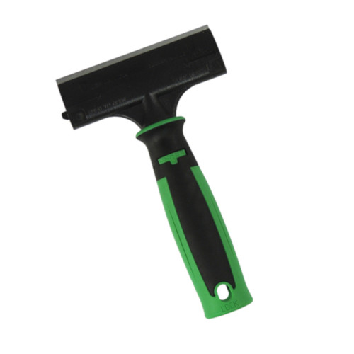 The ErgoTec Glass Scraper has a reversible blade with two razor edges for double the usage.
