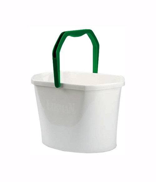 3.5 Gallon White Utility Bucket
