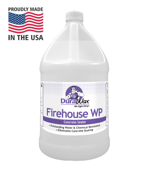 Firehouse WP is well suited for use in damp environments.