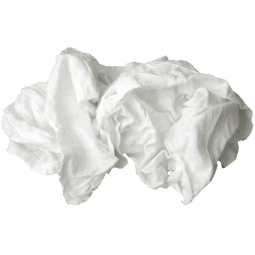 Cotton Flannel rags for cleaning come pre-washed in an assortment of sizes.