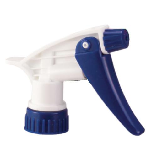 """Blue standard trigger sprayer comes in 9-1/4"""" tube length for 32 oz bottles."""