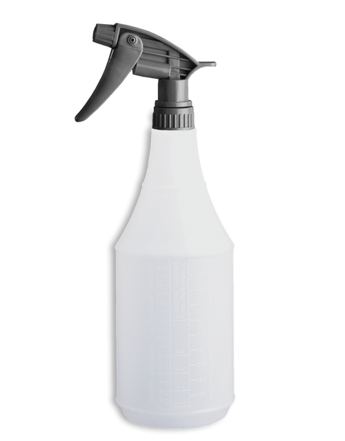 Dura Spraybest Bottle and Sprayer.  32oz of Superior Chemical Resistance!