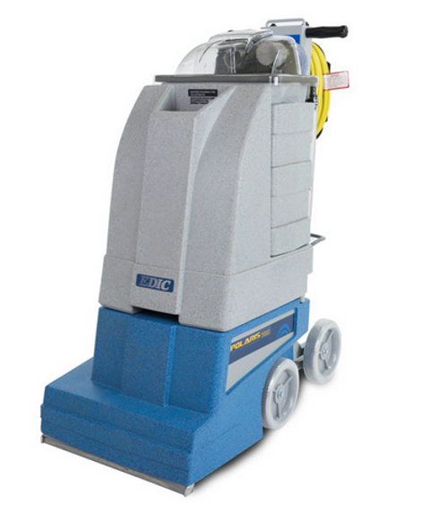 "The Polaris 701PS is a Self Contained unit with a 17"" vacuum width compared with the 14"" width on the 500PS."
