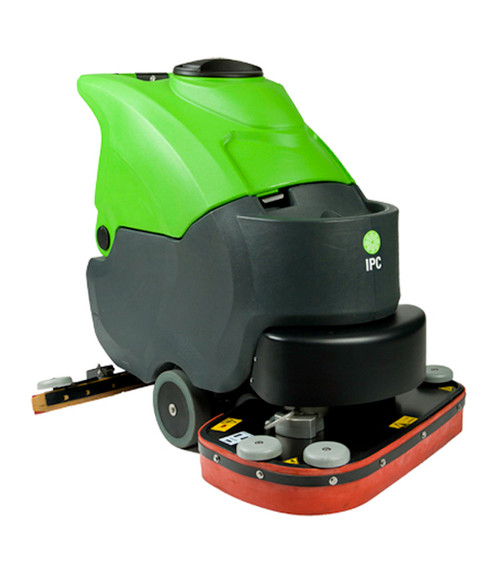 The IPC Eagle CT70BT60 make quick work of large areas while still being highly maneuverable.