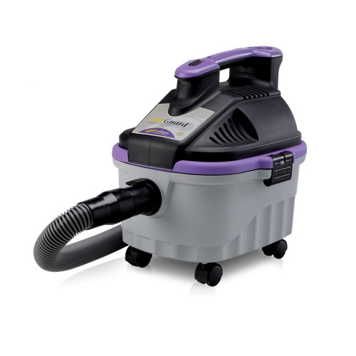The ProGuard Wet/Dry Vacuum is powerful little machine that is easy to transport.  No lugging around a big vacuum.