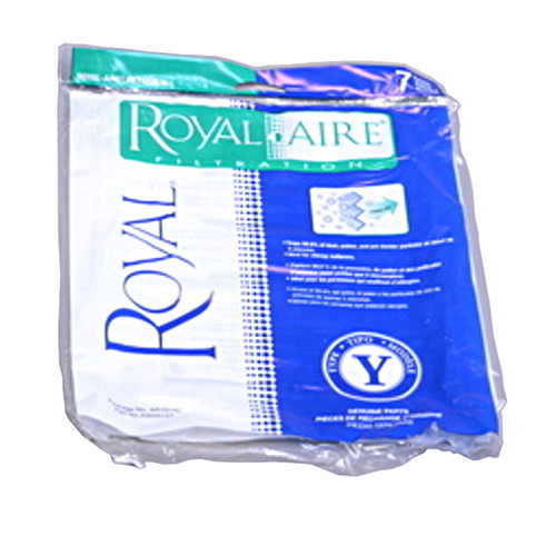 Royal AR10140 Type Y Vacuum Cleaner Bags