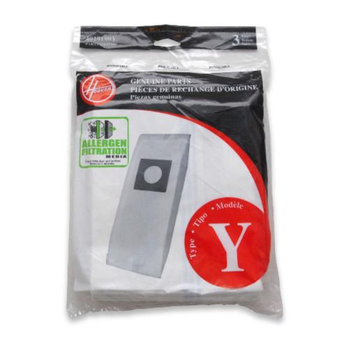 Genuine Hoover Type Y Allergen Filter Bags