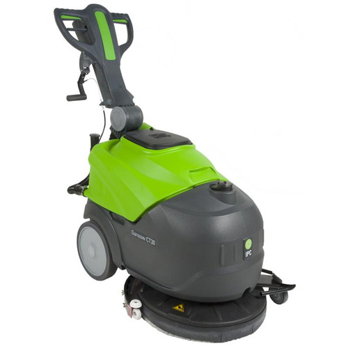 The CT30 Autoscrubber's unique size makes it great for those who do want or need a big, bulky autoscrubber.