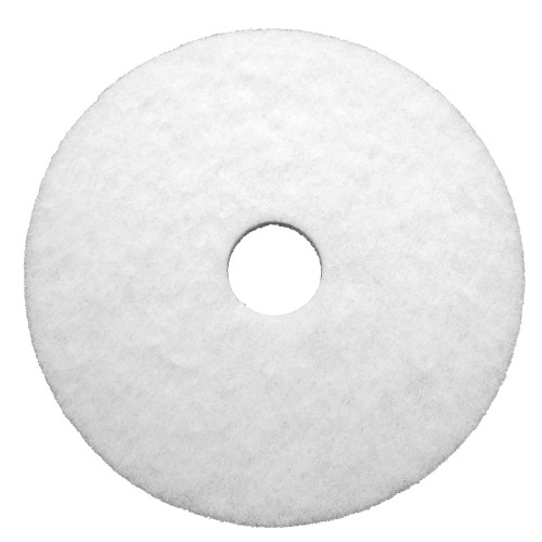 The 3M White 4100 Polishing Pad can be used dry for a super gloss or wet for a mirror like finish.
