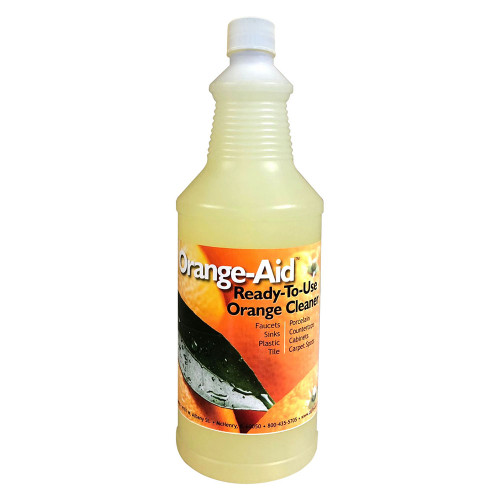 Orange Aid Power in a Ready to Use Formula!