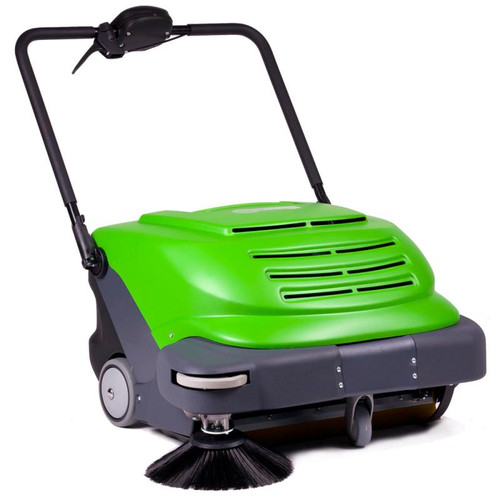 "The SmartVac 664 32"" Sweeper increases productivity and saves $$$!"