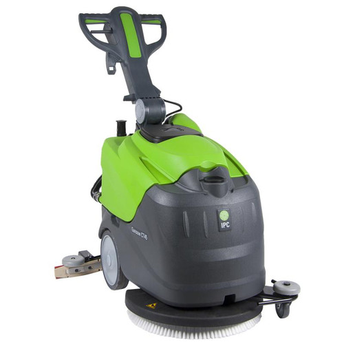 "The CT45 Autoscrubber's unique size makes it highly maneuverable for a 20"" autoscrubber.."