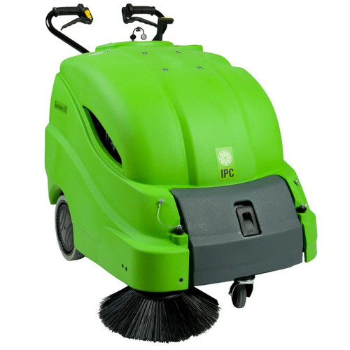 "The 512 28"" Vacuum Sweeper pays for itself with increased productivity!"