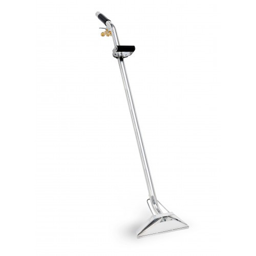 The GlideMaster Dual Jet Carpet Wand has a 12' head and dual jets for cutting your cleaning time.
