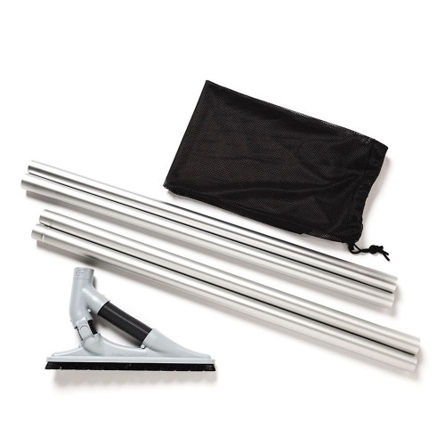 The ProTeam Straight Wand High Dusting Kit with ProBlade allows you to reach under furniture, into corners high and low.