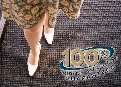 All WaterHog Floor Mats Carry a 100% Customer Satisfaction Guarantee!
