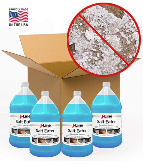 Save with a 4 Gallon Case of Salt Eater!