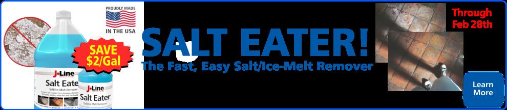 Salt Eater Ice Melt Remover