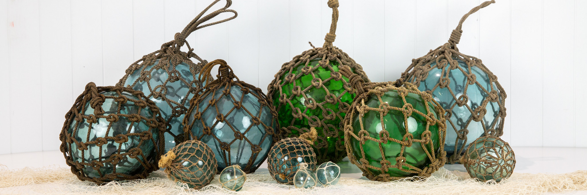 Glass Floats, Fishing & Buoys