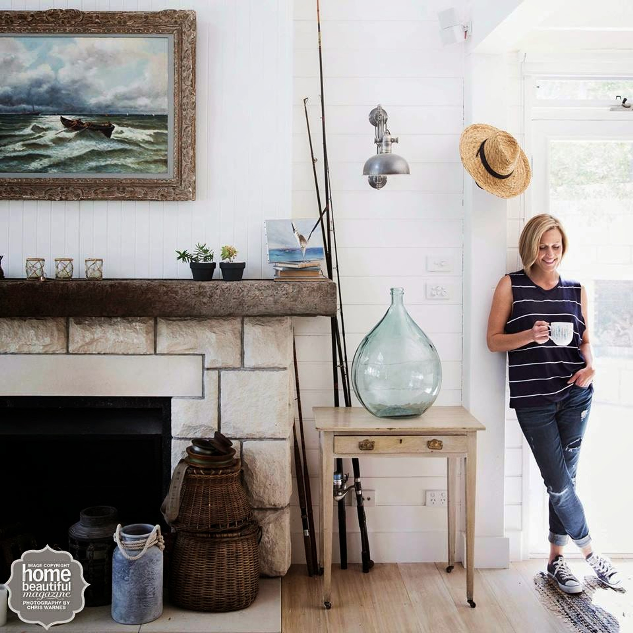 Coastal Home Inspiration - Tara Dennis