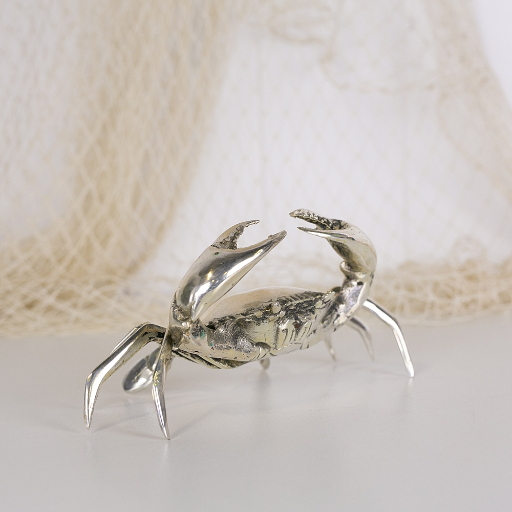 Chrome Crab (m) #0117