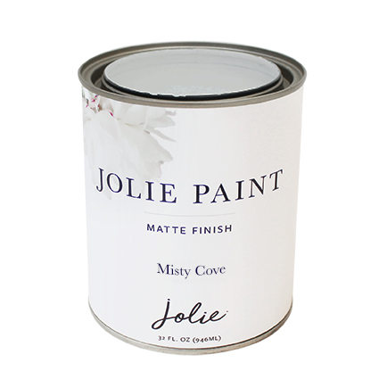 Misty Cove - Jolie Paint