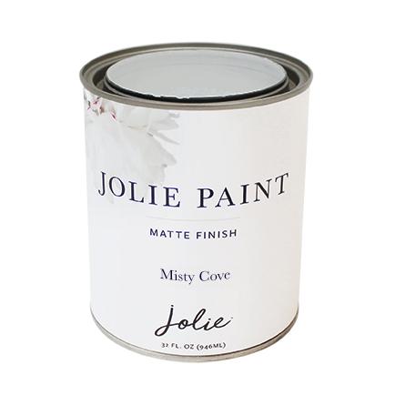 Misty Cove - Jolie Paint