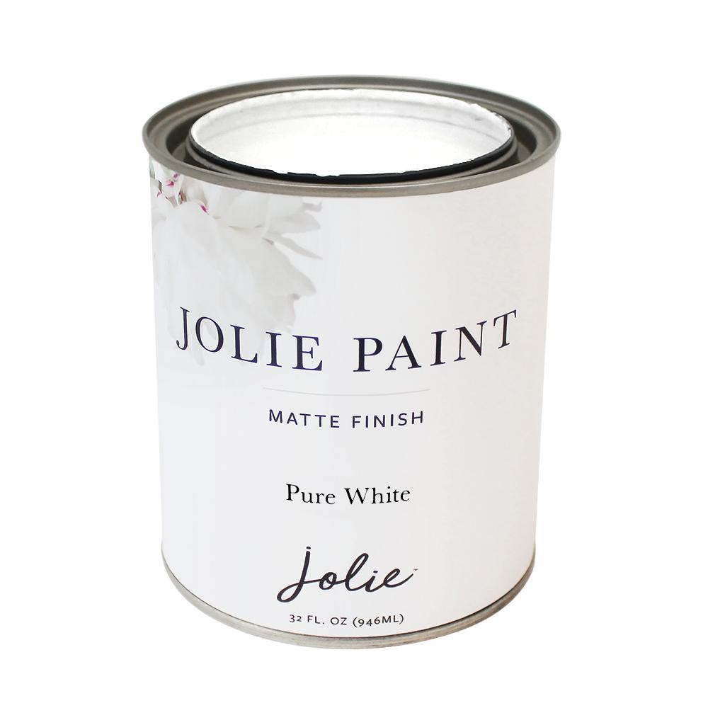 Pure White - Jolie Paint