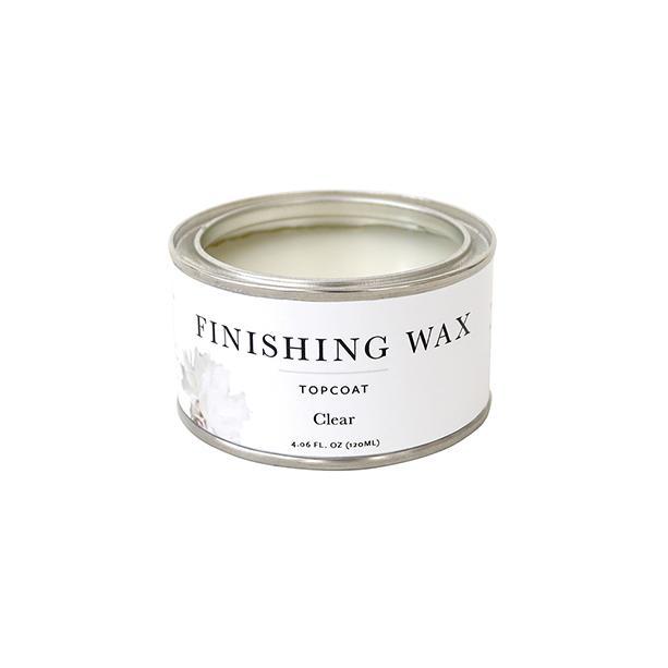 Finishing Wax - Clear 120 ml